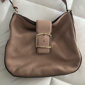 Kate Spade nude shoulder bag. Lightly used.